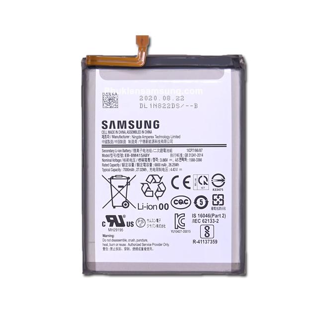 Pin Samsung M51 chính hãng