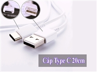 Cable Type C Samsung 20cm