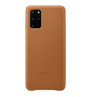 Ốp lưng Leather Cover Samsung S20 Plus da thật