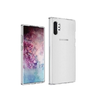 Ốp lưng Silicon Samsung Note 10 Plus| Note 10 Plus 5G trong suốt
