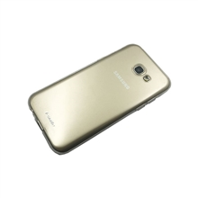Ốp lưng silicon trong suốt Galaxy A5 2017 hiệu Ismile
