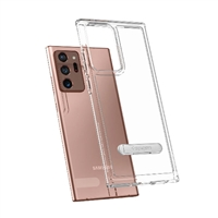 Ốp lưng Spigen chống sốc Note 20 Ultra trong suốt Ultra Hybrid S cao cấp