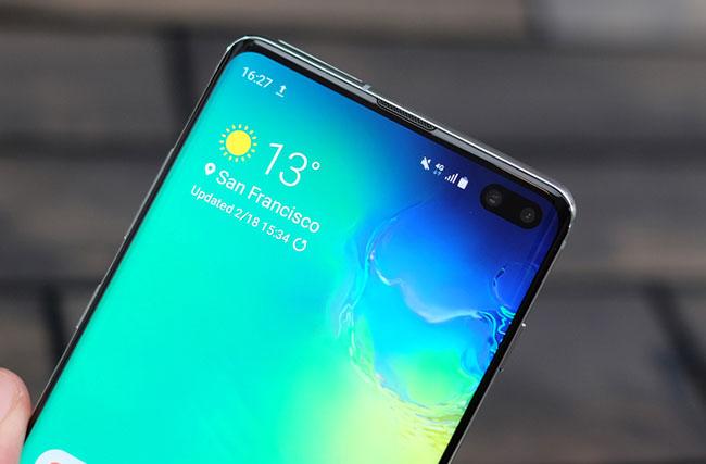 đánh giá Galaxy S10 Plus
