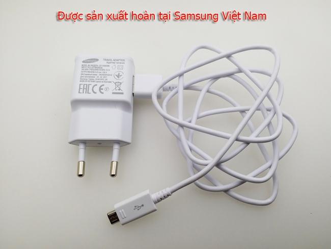 Bộ sạc Samsung Galaxy J7 Plus chính hãng