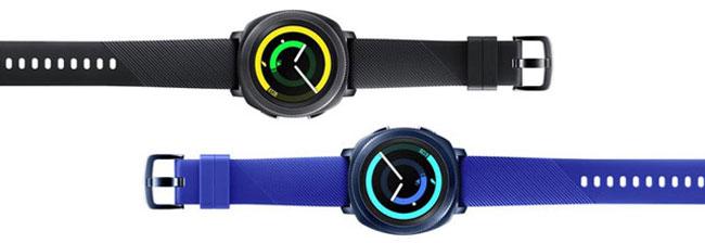 Samsung Gear Sport 2 màu sắc nổi bật