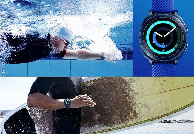 Samsung Gear Sport chính hãng chuẩn chống