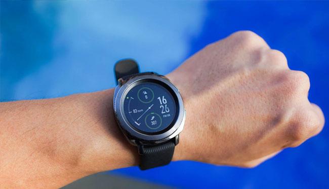 Đồng hồ thể thao thông minh samsung gear sport