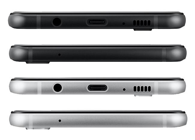 Samsung Galaxy A8 Star với thiết kế cổng type c cao cấp
