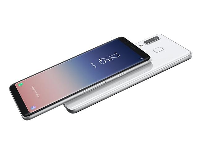 Samsung Galaxy A8 Star sở hữu màn hình vô cực FHD+