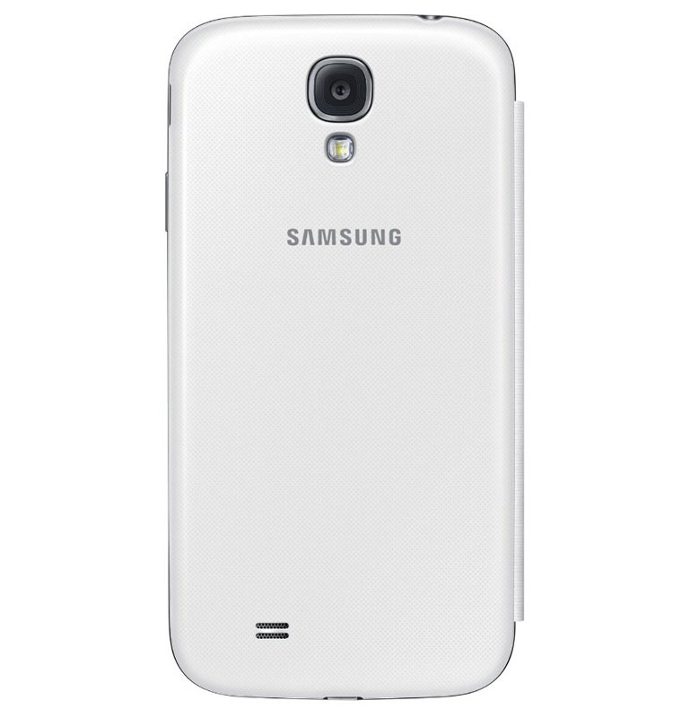 Bao da flip cover galaxy S4 i9500 White