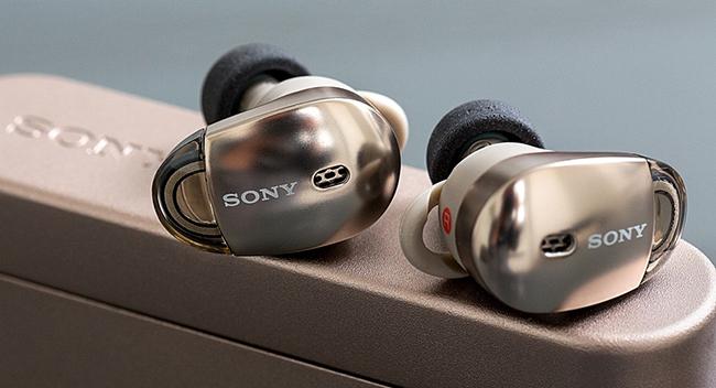 Tai nghe không dây Sony wf-1000x