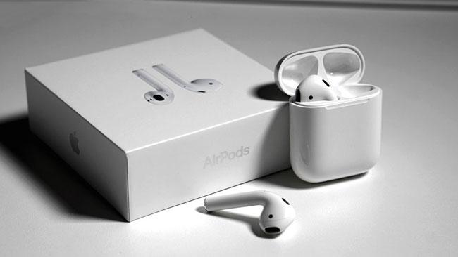 Tai nghe bluetooth AirPods Apple đẳng cấp
