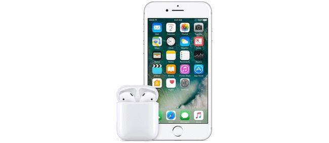 Tai nghe bluetooth Apple AirPods chính hãng và hướng dẫn kết nối