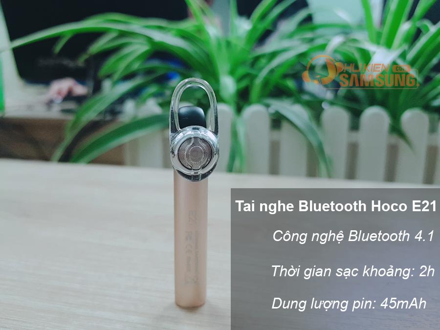 Tai Nghe Bluetooth Hoco E21