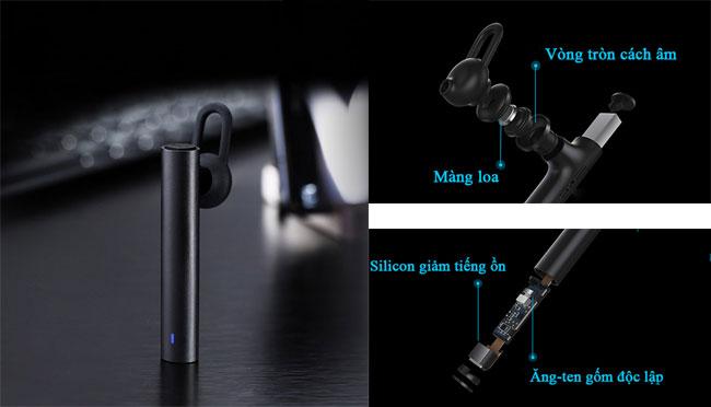Tai nghe bluetooth Xiaomi Gen 2 Youth Version lọc ồn tốt hơn