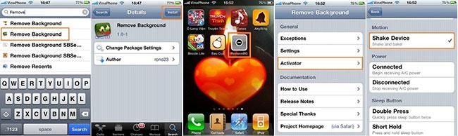 hướng dẫn cách tắt ứng dụng chạy ngầm trên IOS