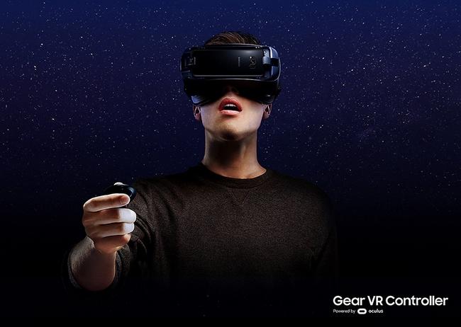 Tay cầm điều khiển Gear VR chính hãng