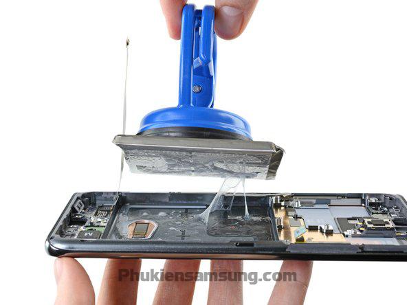 Thay Pin Samsung M51 giá bao nhiêu