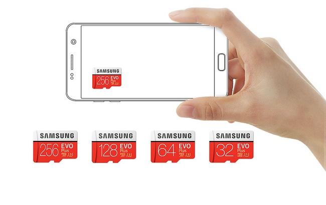 Thẻ nhớ Samsung 256GB