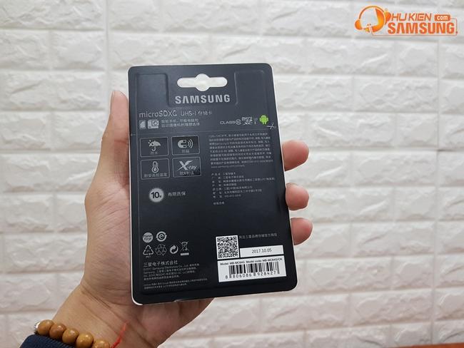 thẻ nhớ Samsung 64Gb
