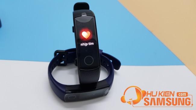 mua vòng đeo tay thông minh Huawei Honor band 5 chính hãng giá rẻ Hà Nội