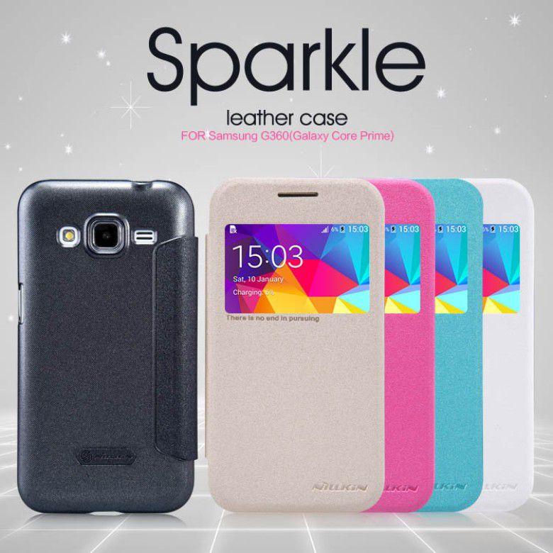Bao da Galaxy Core Prime hiệu Nillkin