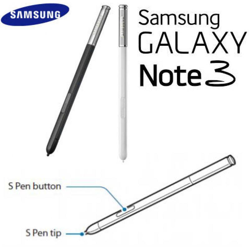 Bút S pen Galaxy Note 3 với 2 màu đen và trắng