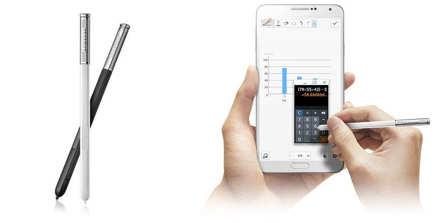 Thoải mái ghi chú bằng bút S Pen Note 3 Neo
