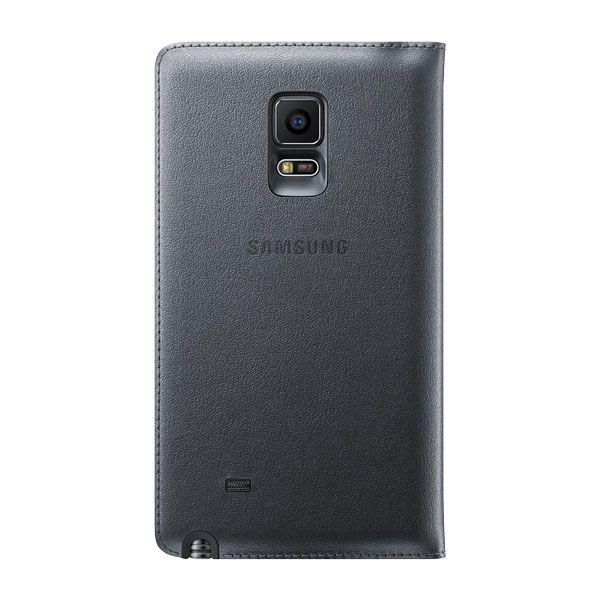 Bao da Flip Wallet Galaxy Note Edge màu đen
