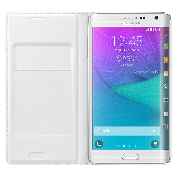 Bao da Flip wallet chính hãng cho Galaxy Note Edge