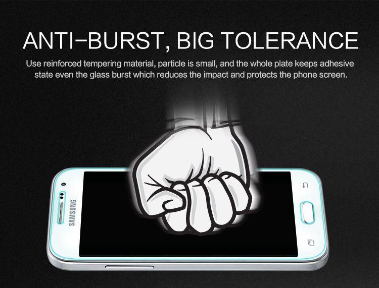 Kính cường lực cho Galaxy Core Prime G360 hiệu Nillkin