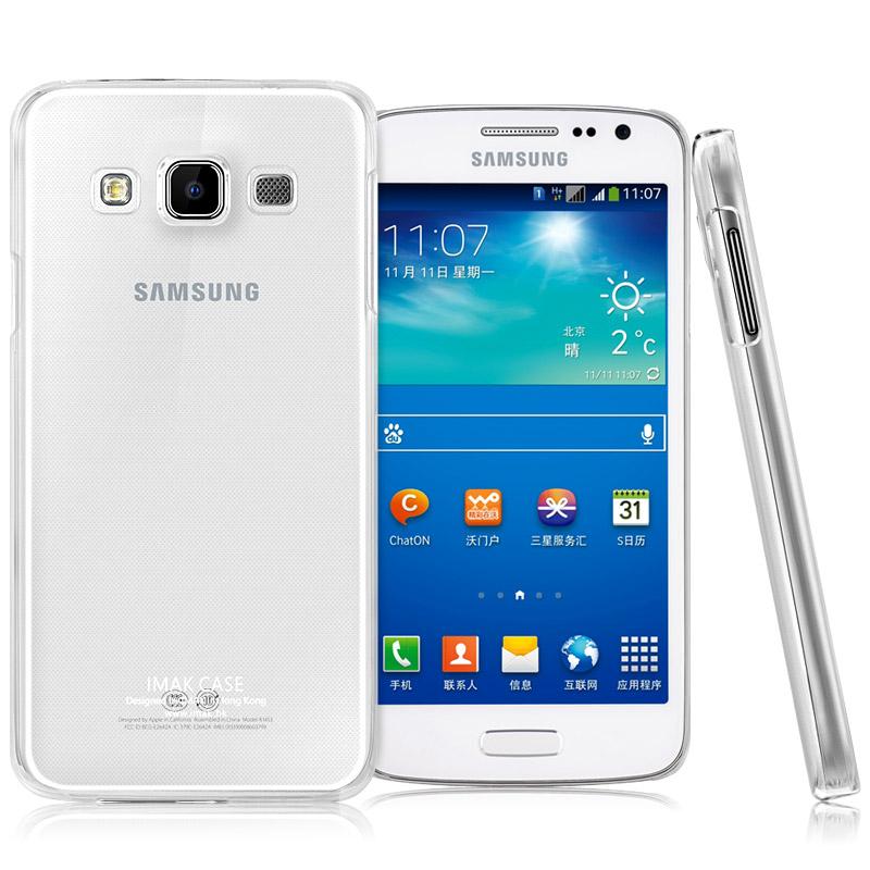 Ốp lưng trong suốt cho Galaxy A5 hiệu Imak