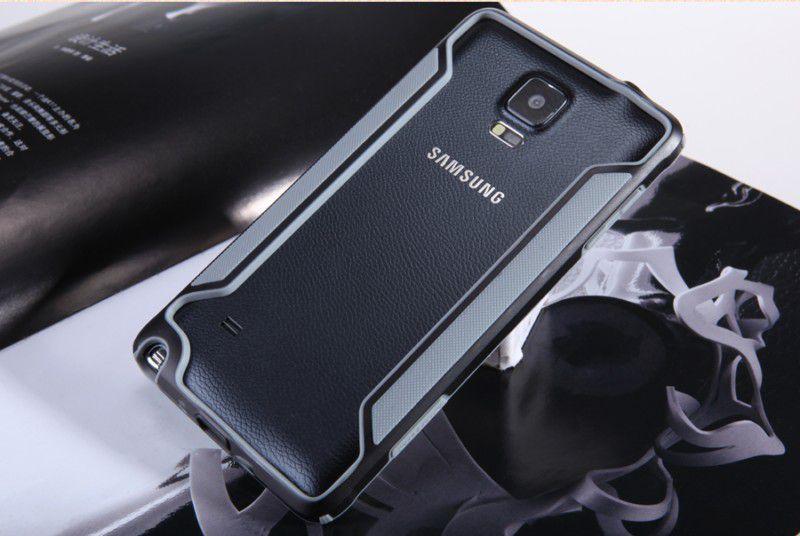 Ốp viền nhựa siêu bảo vệ cho Galaxy Note 4 hiệu Nillkin