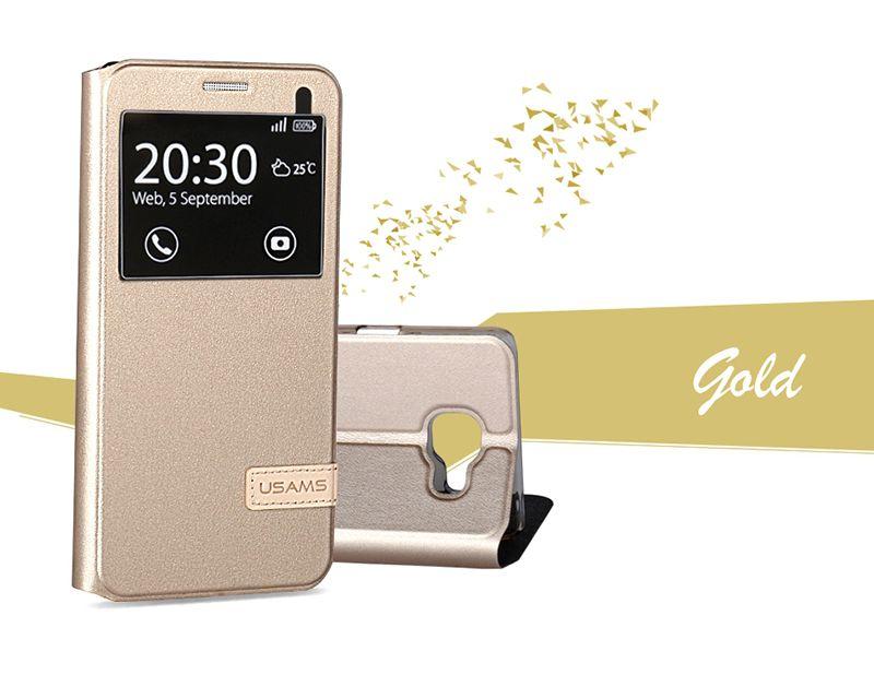 Bao da Samsung Galaxy A7 2016 hiệu Usams