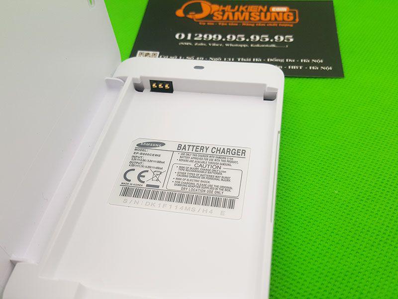 Dock sạc Pin rời cho Samsung Galaxy Note 3 N900 chính hãng