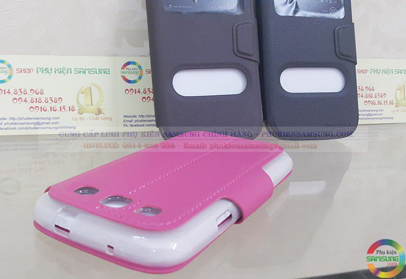 Bao da Galaxy S3 hiệu Onjess
