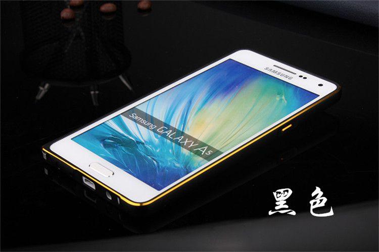 Ốp viền chỉ vàng Samsung Galaxy A5