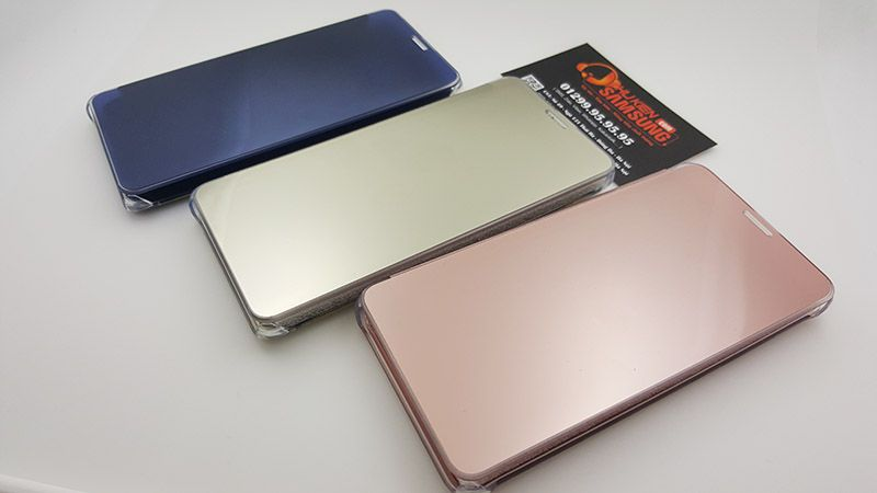 Bao da Clear View cover Galaxy Note 5 với nhiều màu sắc rất đẹp