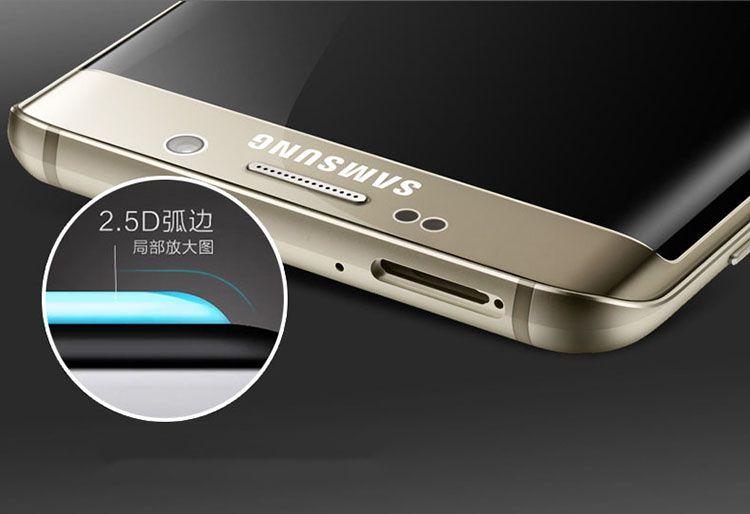 Kính cường lực màu Samsung Galaxy S7 Edge
