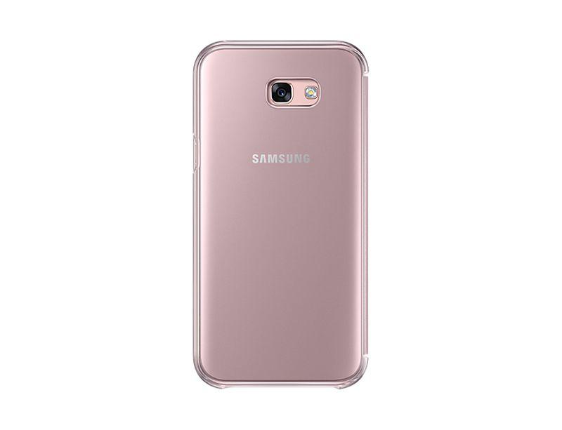 Bao da Clear View Galaxy A7 2017 chính hãng