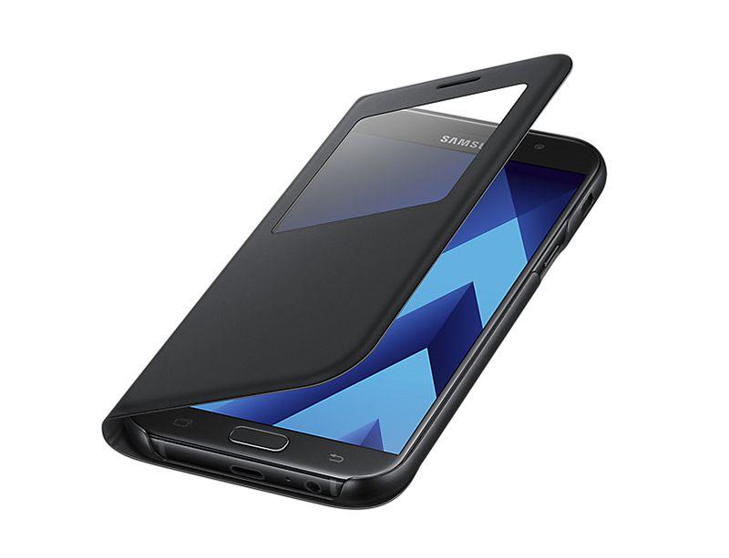 Bao da Galaxy A7 2017 Sview Pading