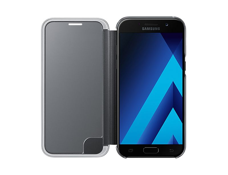Bao da Clear View Cover Galaxy A5 2017 chính hãng