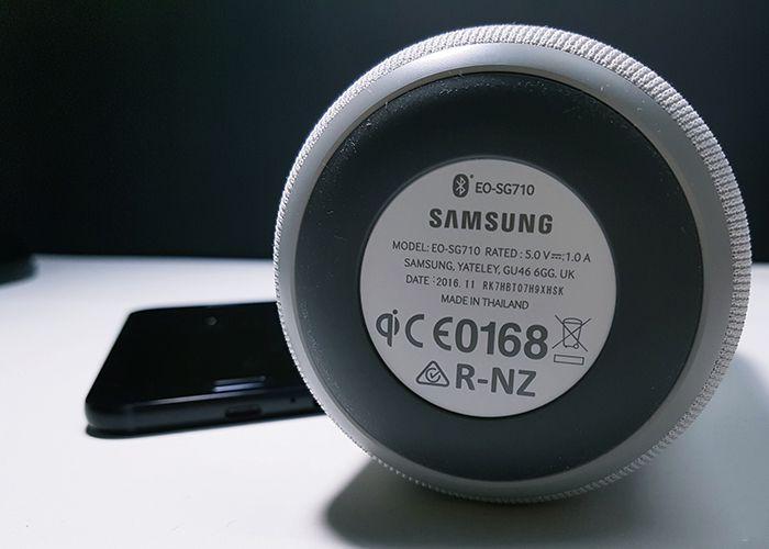 Loa Bluetooth đổi màu Samsung Bottle chính hãng