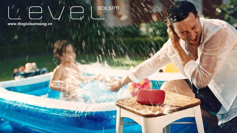 Loa bluetooth Samsung Level Box Slim chính hãng