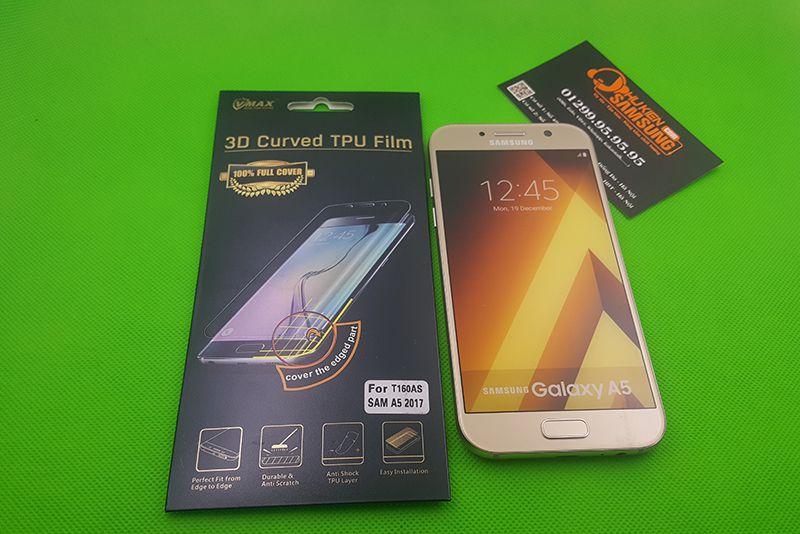 Miếng dán Galaxy A5 2017 hiệu Vmax
