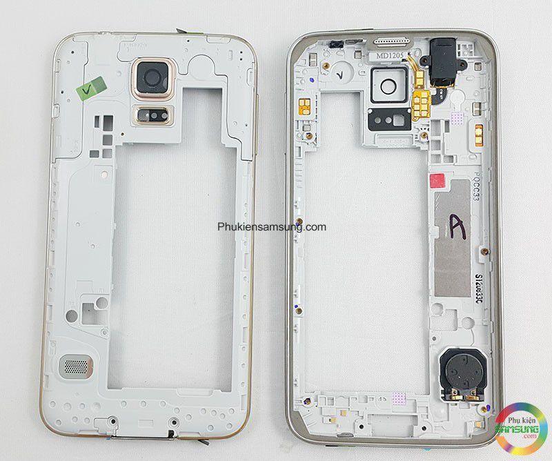 Thay viền Benzen cho Samsung Galaxy S5 G900