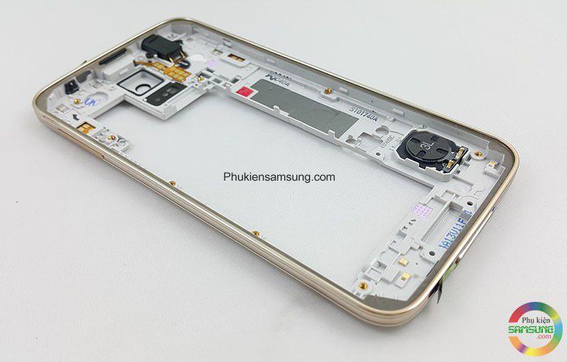 Viền Benzen S5 gold với đầy đủ linh kiện