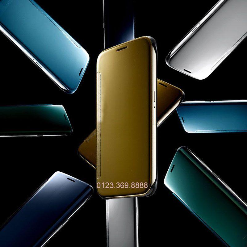 Bao da Clear View cover Galaxy S6 chính hãng