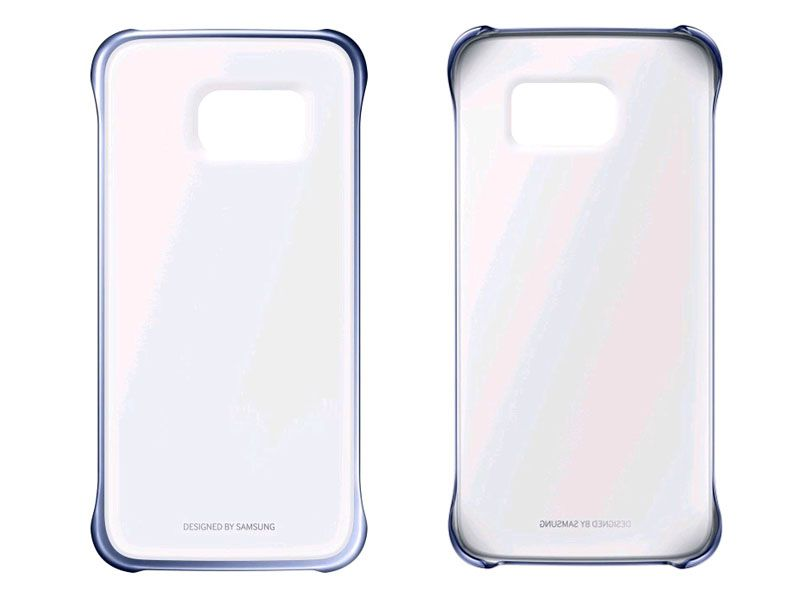 Ốp lưng Clear cover Samsung Galaxy S6 EDGE