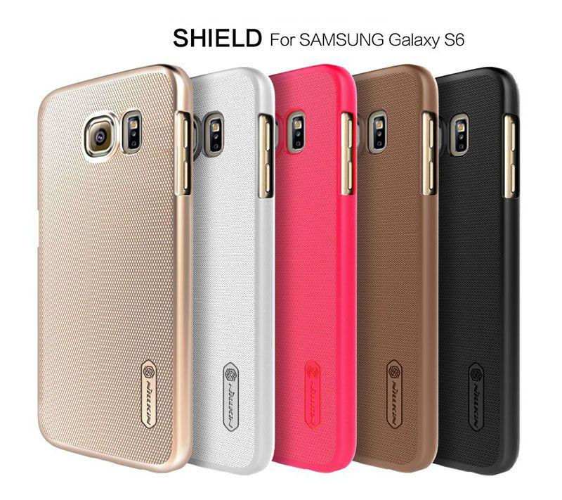 Ốp lưng Galaxy S6 hiệu Nillkin với nhiều màu sắc